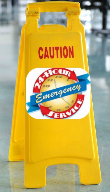 24 emergency cleaning